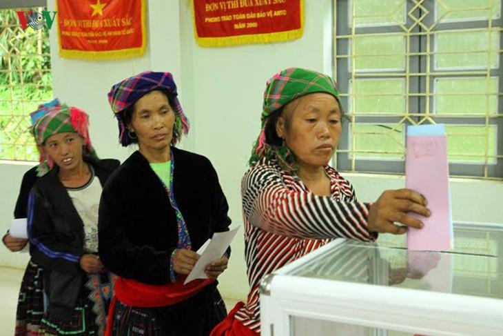 Всеобщие выборы во Вьетнаме - ảnh 2
