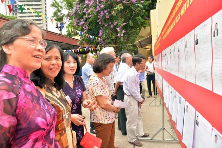 Всеобщие выборы во Вьетнаме - ảnh 3