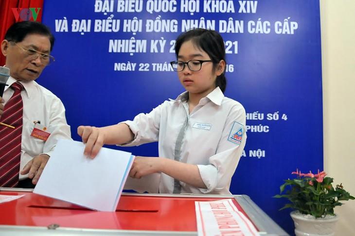 Всеобщие выборы во Вьетнаме - ảnh 4