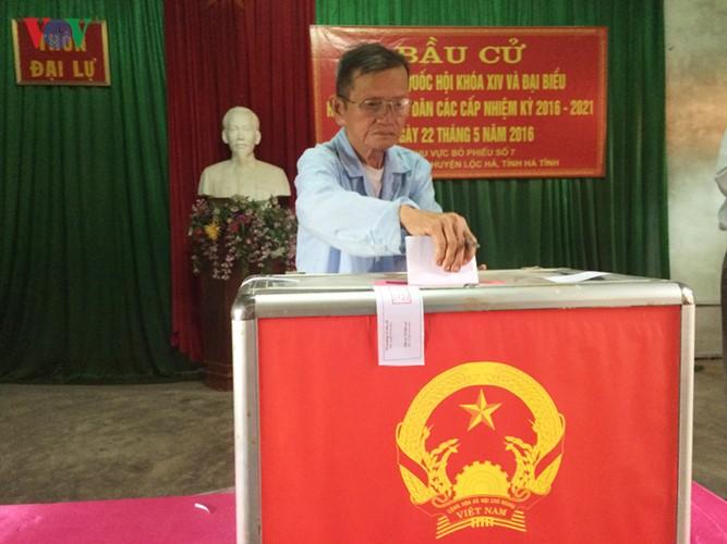 Всеобщие выборы во Вьетнаме - ảnh 7
