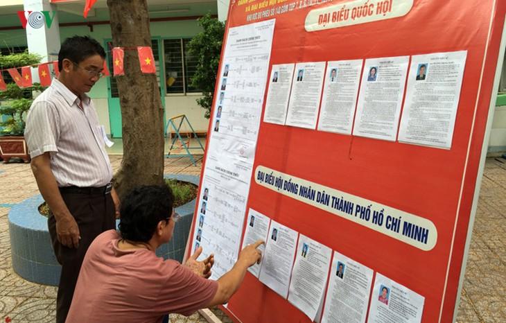 Всеобщие выборы во Вьетнаме - ảnh 12