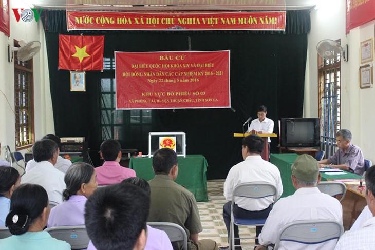 Всеобщие выборы во Вьетнаме - ảnh 14