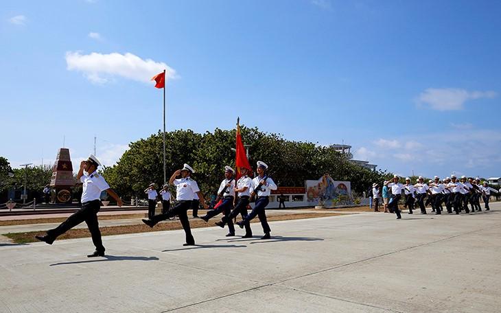 Чыонгша: стремление молодёжи к зелёным островам - ảnh 2