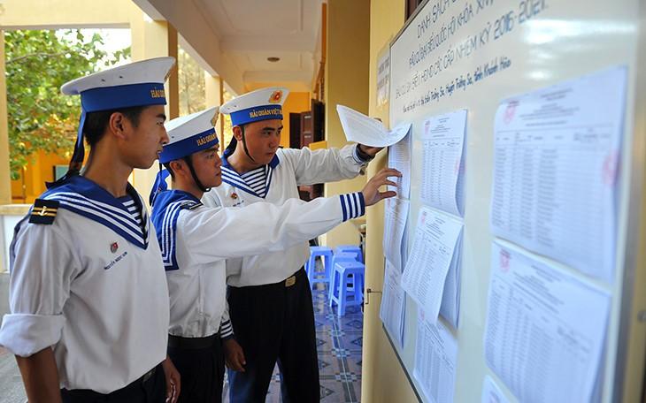Чыонгша: стремление молодёжи к зелёным островам - ảnh 13