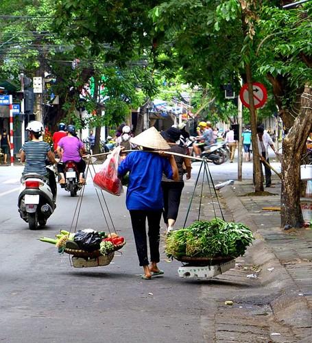 Ханой и вещи, привлекающие иностранных туристов - ảnh 14