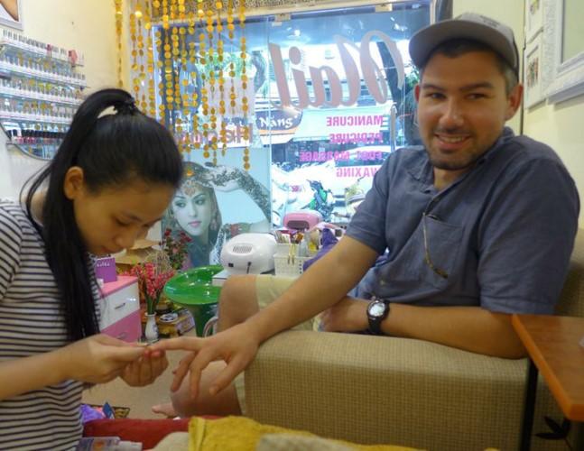 Ханой и вещи, привлекающие иностранных туристов - ảnh 16