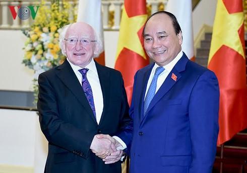 Вьетнам и Ирландия активизирует сотрудничество в разных сферах - ảnh 2