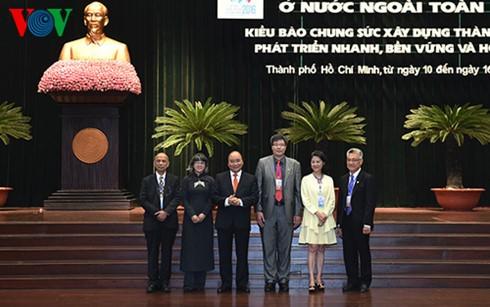 Привлечение ресурсов вьетнамских эмигрантов для развития страны - ảnh 2