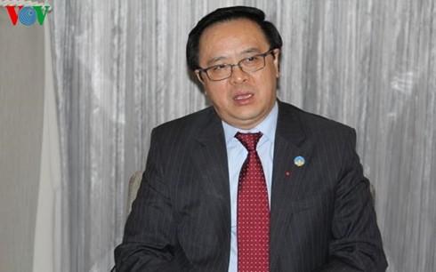 Нгуен Фу Чонг завершил официальный дружественный визит в Лаос - ảnh 2