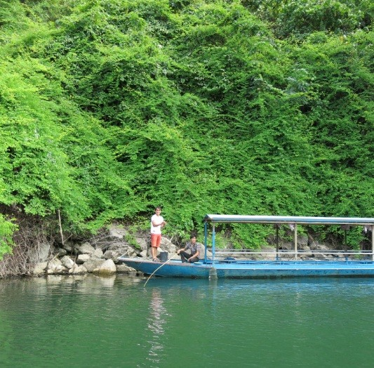 Красота озера Бабе - ảnh 4