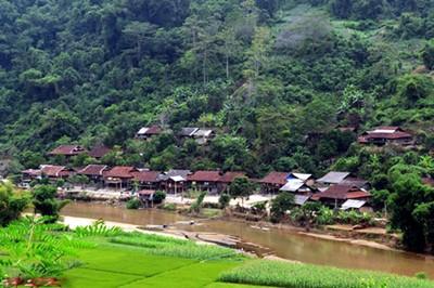 Пакнгой – образцовое село культуры, занимающееся хоумстэй-туризмом в провинции Баккан - ảnh 1