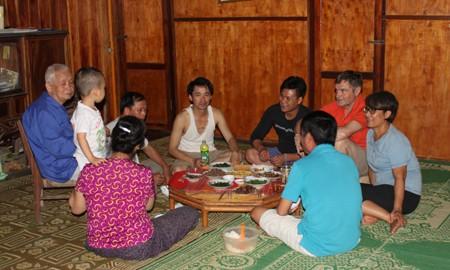 Пакнгой – образцовое село культуры, занимающееся хоумстэй-туризмом в провинции Баккан - ảnh 2