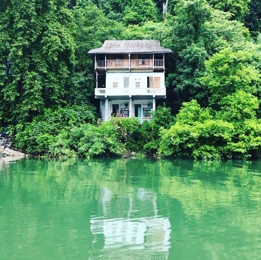 Озеро Бабе в тишине - ảnh 6