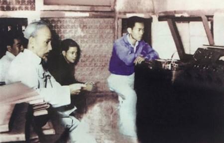 Посещение места, где 70 лет назад Хо Ши Мин прочитал стихи, поздравляющие с Новым годом - ảnh 2