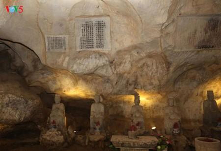 Посещение места, где 70 лет назад Хо Ши Мин прочитал стихи, поздравляющие с Новым годом - ảnh 10