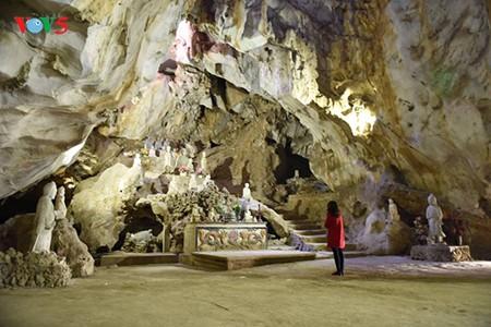 Посещение места, где 70 лет назад Хо Ши Мин прочитал стихи, поздравляющие с Новым годом - ảnh 11