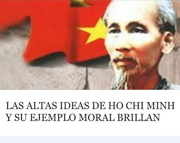 Аргентинские СМИ воспевают талант Президента Хо Ши Мина - ảnh 1