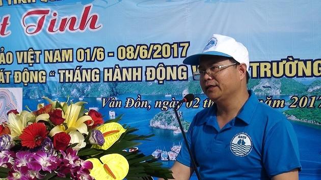Провинция Куангнинь откликается на Неделю моря и островов Вьетнама - ảnh 1