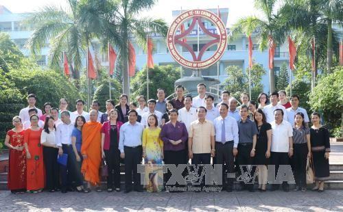 Тонг Тхи Фонг совершила рабочую поездку в провинцию Тхайнгуен - ảnh 1