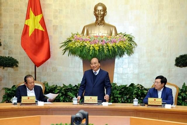 В Ханое прошло очередное декабрьское заседание правительства Вьетнама - ảnh 1