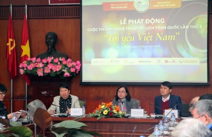 Объявлен 8-й всереспубликанский конкурс на лучшие туристические фотографии «Я люблю Вьетнам» - ảnh 1