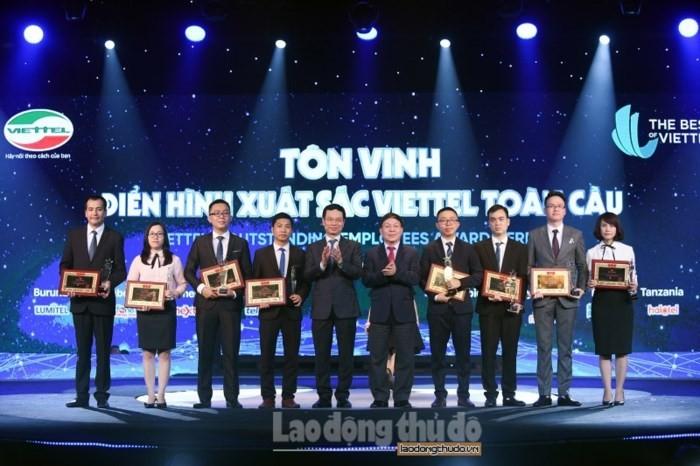 Во Вьетнаме названы лучшие работники и коллективы корпорации «Вьеттел» - ảnh 1