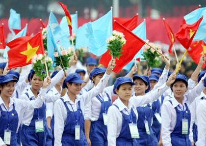 Дальнейшее развитие рабочего класса Вьетнама на новом этапе - ảnh 1