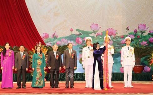 Нгуен Фу Чонг принял участие в праздновании 70-летия дня отрасли партийного контроля - ảnh 2