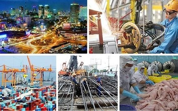 Наблюдаются яркие точки на панораме вьетнамской экономики - ảnh 1