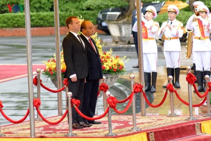 Нас ждут новые достижения во вьетнамо-российских отношениях - ảnh 1