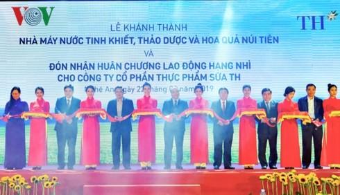 Премьер Вьетнама развернул праздник посадки деревьев в провинции Нгеан - ảnh 2