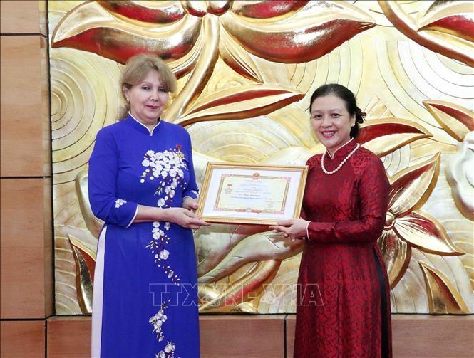 Активизация дружбы и сотрудничества между народами Вьетнама и Армении - ảnh 1