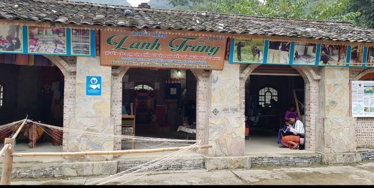 Кооператив Ланьчанг – прочная опора для жителей общины Шафин - ảnh 3