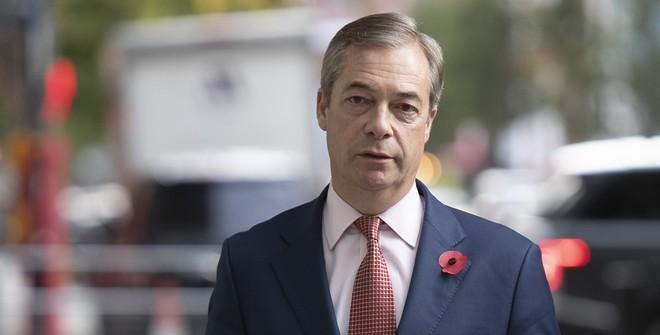 Лидер партии Brexit решил не баллотироваться на выборах в парламент - ảnh 1