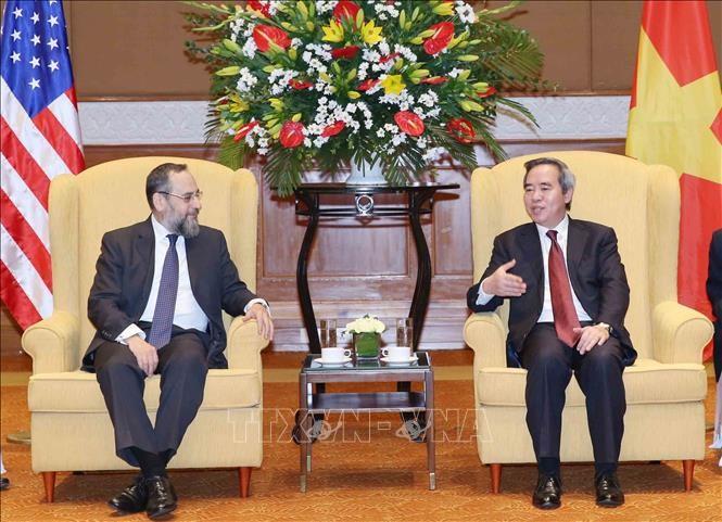 Вьетнам желает дальнейшего развития всеобъемлющего партнёрства с США - ảnh 1
