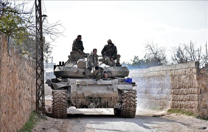 Россия и Турция обсудили ситуацию в сирийском Идлибе - ảnh 1