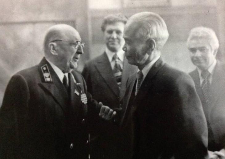 Бывший вице-премьер Вьетнама Чан Хыу Зык и его чувства к Советскому Союзу - ảnh 1