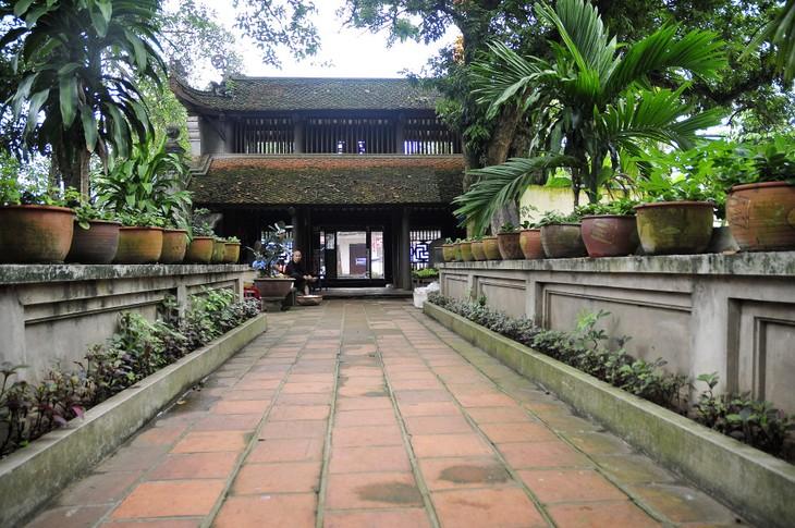 В старинной деревне Дыонглам охраняют окружающую природную среду для развития туризма - ảnh 1
