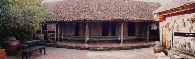 В старинной деревне Дыонглам охраняют окружающую природную среду для развития туризма - ảnh 2