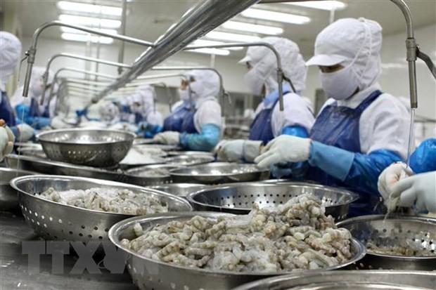 В первом квартале экспорт продуктов сельского, лесного и рыбного хозяйств Вьетнама вырос почти на 49% - ảnh 1