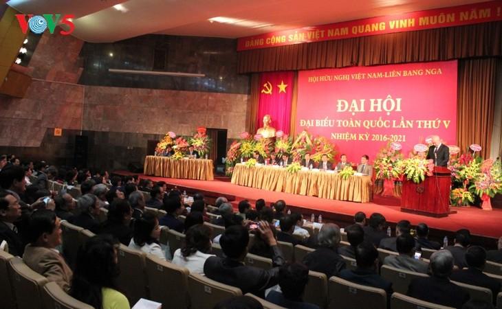 Общество вьетнамо-российской дружбы награждено орденом Труда второй степени - ảnh 1