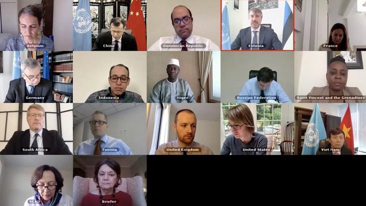 Совбез ООН обсудил ситуацию в Ливане - ảnh 1