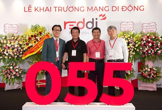 Во Вьетнаме начал работу виртуальный сотовый оператор с кодом 055 - ảnh 1