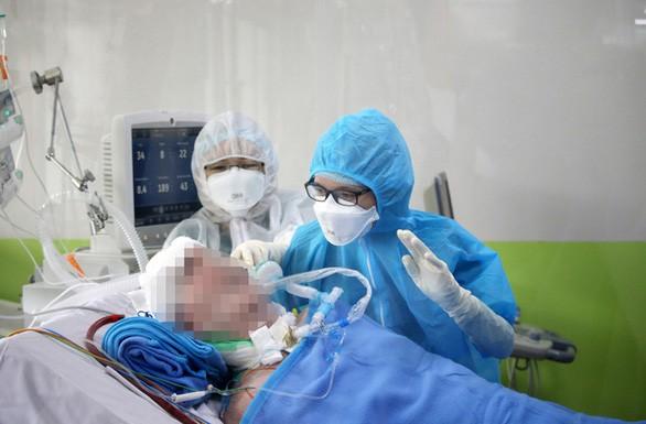 В ходе лечения 91-го пациента с коронавирусом приостановлено применение ЭКМО - ảnh 1