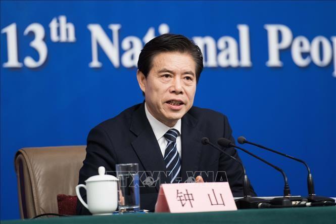 Китай призвал ASEAN+3 сотрудничать в борьбе с COVID-19 и развитии экономики - ảnh 1