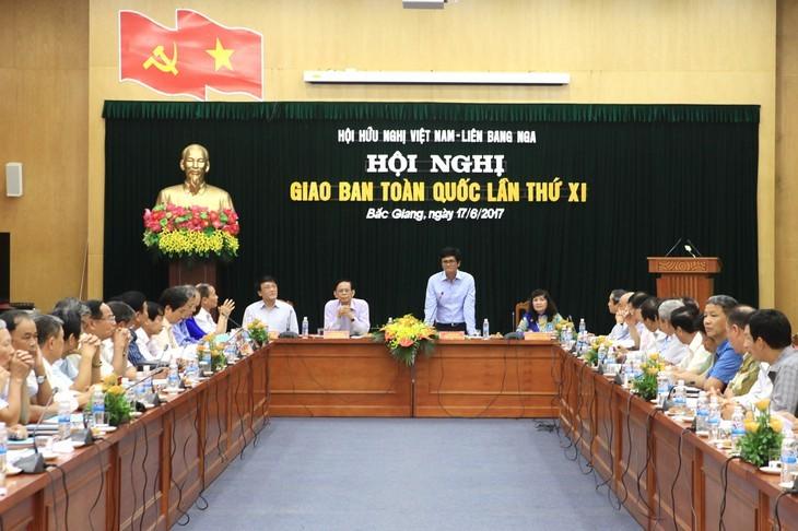 70-летие традиционно дружественных отношений между Вьетнамом и Россией - ảnh 3