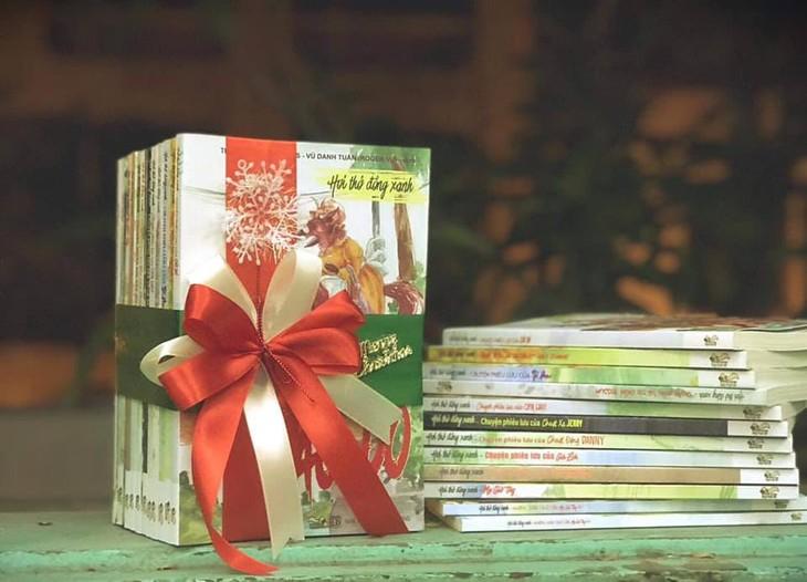 О сериях книг, прививающих детям любовь к природе - ảnh 2