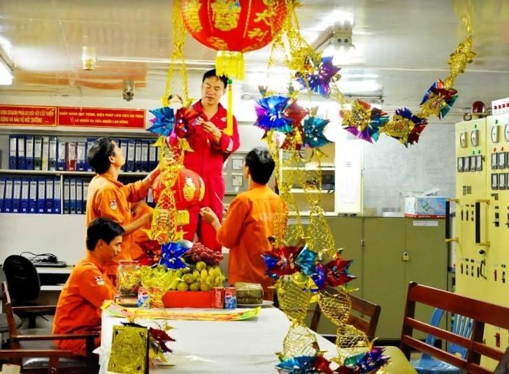 Культура «ПетроВьетнама» демонстрирует длительный процесс развития - ảnh 1