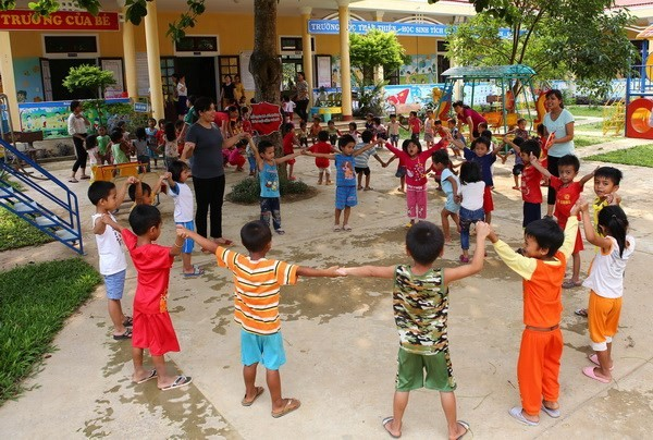 Дети – это те, кому уделяется особое внимание во Вьетнаме - ảnh 1