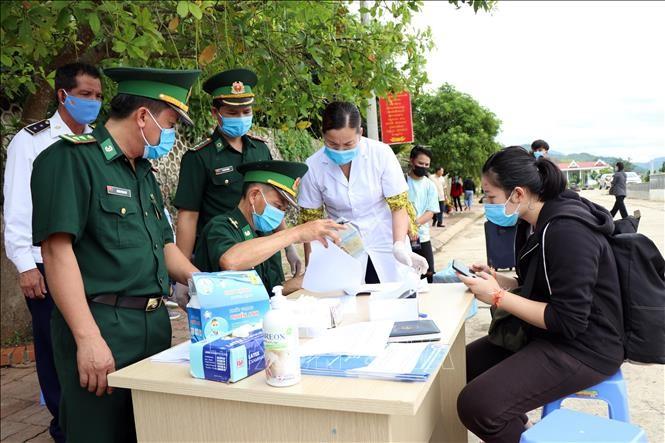 Во Вьетнаме выявили ещё 7 зараженных COVID-19, вернувшихся из-за рубежа - ảnh 1